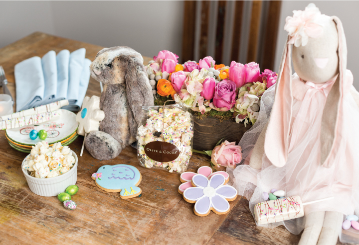 Easter Decor Tips: Create Enchanting All Day Displays