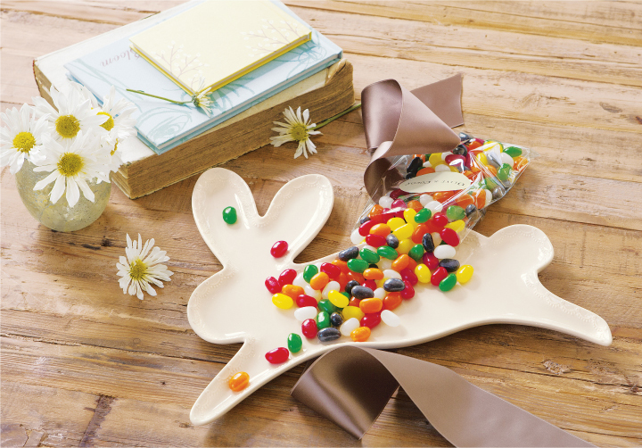 Bunny Tray & Treats