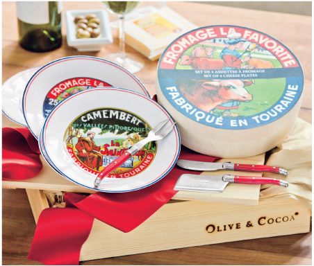 Fromage Cheese Serving Set
