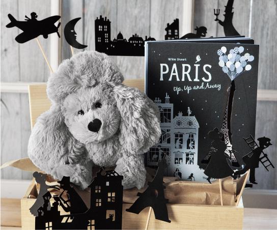 La Petite Parisienne Storytime Set