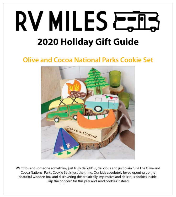 As Seen In RV Miles 11.22.2020