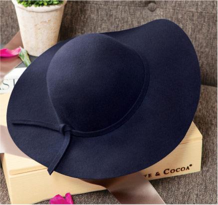 Amelia Felt Hat