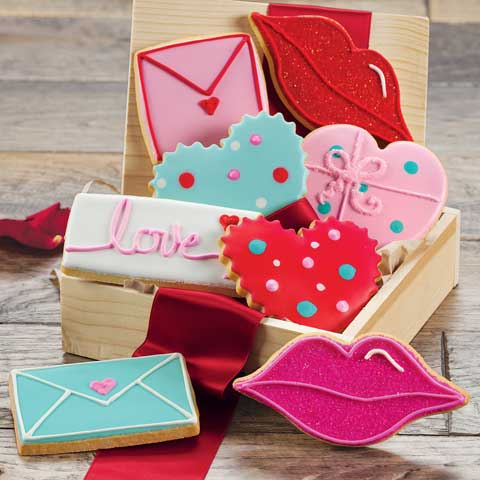 Sending My Love Cookies