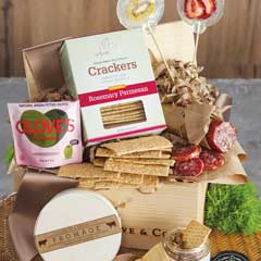 Countryside Picnic Crate