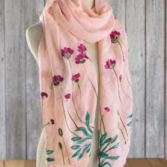 Queen Of Flowers Scarf