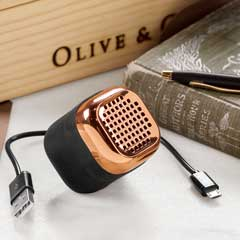 Copper Mini Speaker