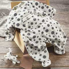 Itsy The Elephant Plush & Onesie