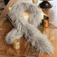 Femme Du Monde Wool Scarf