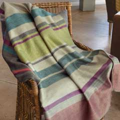Gale Alpaca Throw
