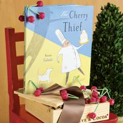 Cherry Thief Storybook & Lollipops