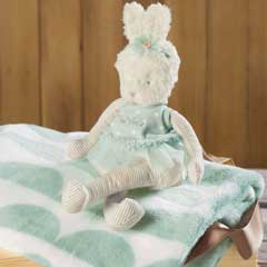 Dollie Bunny & Blanket