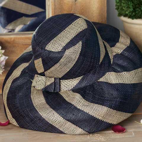 Soleil Raffia Hat