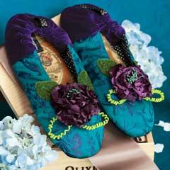 Primrose Slippers