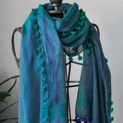 Plume Of Paradise Scarf