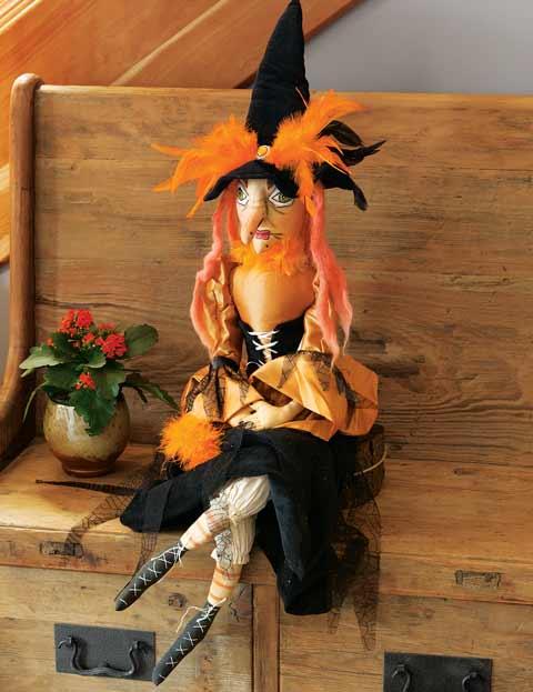 Minerva Witch