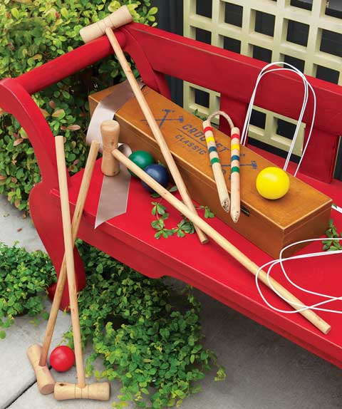 Foxhill Croquet Set