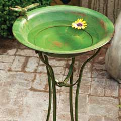Garden Grove Bird Bath