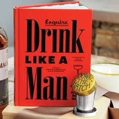 Drink Like A Man Crate