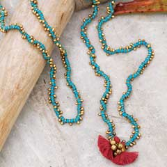 Dharma Multilayer Necklace