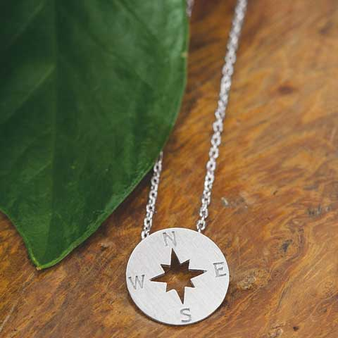 Choose Your Path Necklace