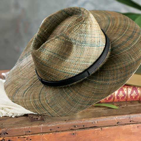 Creekside Raffia Hat