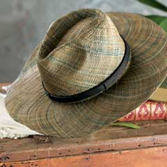 Creekside Raffia Hat