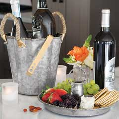 Vineyard Serving Set