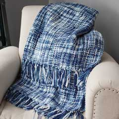 Indigo Park Throw