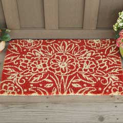 Harvest Blossom Door Mat