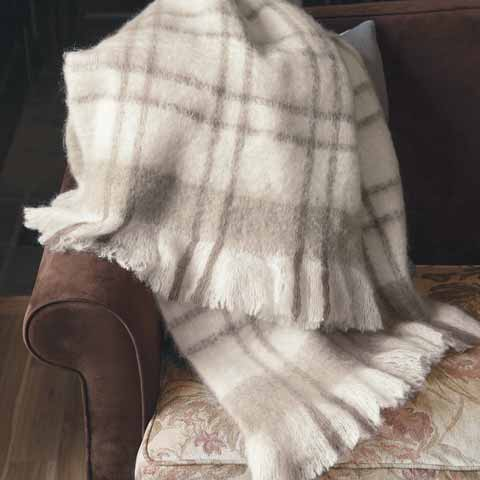 Highlands Wool Throw