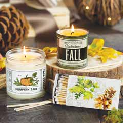 Scents Of Fall Candle Set