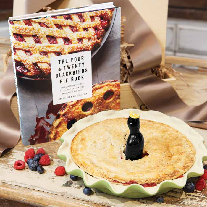 Blackbird Pie Set, All Gifts: Olive & Cocoa
