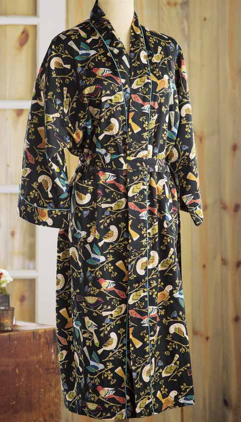 Nightingale Kimono