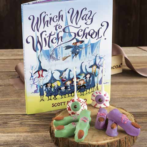 Bewitching Chocolates & Storybook