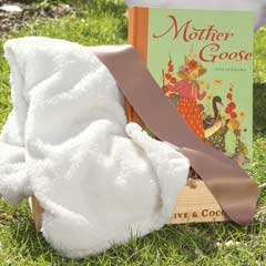 Classic Mother Goose & Blankie