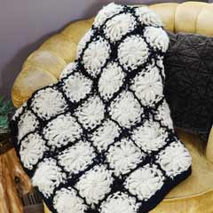 Heirloom Crocheted Throw