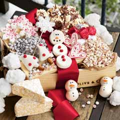 Let It Snow Sweets