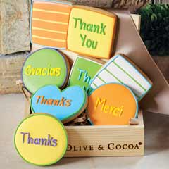 World Of Thanks Cookies