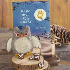 Hoot Hoot Owl Storybook