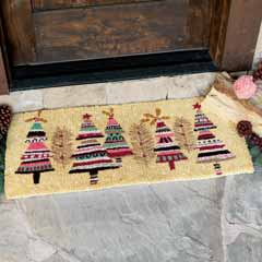 Festive Forest Estate Mat
