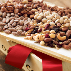 Roasted Nuts & Dried Fruit Medley