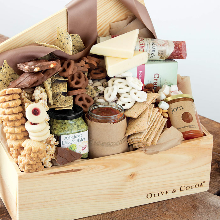 Unique Gifts, Flowers, and Gourmet Gift Baskets by Olive & Cocoa