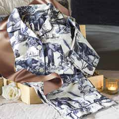 Vintage Safari Pajamas