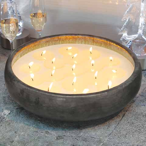 Stratus Candle