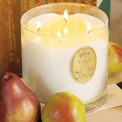 French Imperial Court Candle