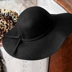 Natalie Wool Hat