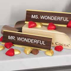 Mr. Or Ms. Wonderful Crates
