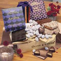 Chocolate Treasures Crate