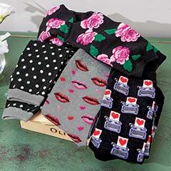 Sweet Socks Crate