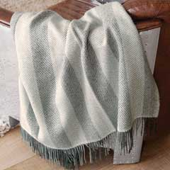 Villa Alpaca Throw